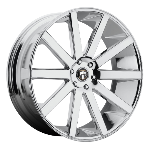 DUB Rims S120 SHOT CALLA CHROME PLATED