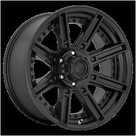 D709 ROGUE MATTE BLACK