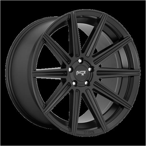 Niche Rims M242 TIFOSI MATTE BLACK