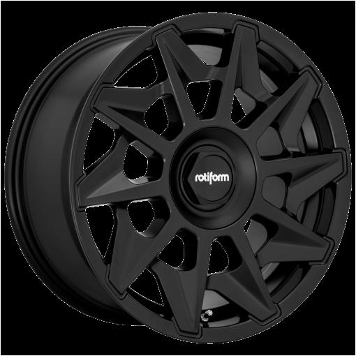 Rotiform Rims R129 CVT MATTE BLACK