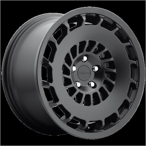 Rotiform Rims R137 CCV MATTE BLACK