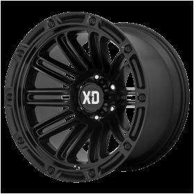 XD846 DOUBLE DEUCE SATIN BLACK