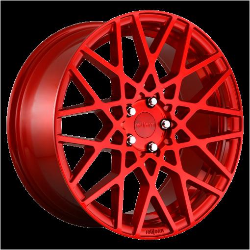 Rotiform Rims R109 BLQ CANDY RED