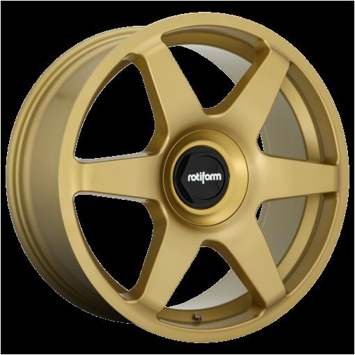 Rotiform Rims R118 SIX MATTE GOLD