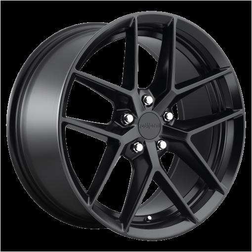 Rotiform Rims R134 FLG MATTE BLACK