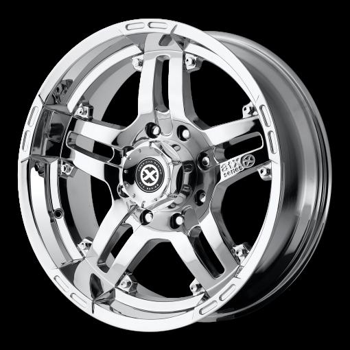 ATX Series Rims AX181 ARTILLERY CHROME