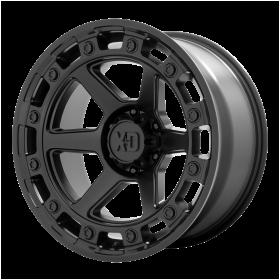 XD862 RAID Satin Black